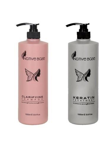 Native Base Şampuan Renksiz